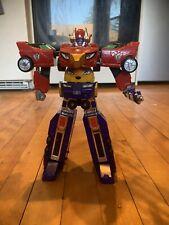 Power Rangers RPM Deluxe High Octane Megazord