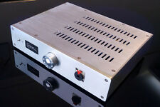 Full Aluminum Chassis Amplifier Enclosure / Headphone Case/ Mini Power amp Box