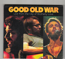 GOOD OLD WAR - live from the city of brotherly love CD
