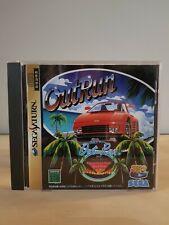 Outrun Out Run Sega Saturn Jap