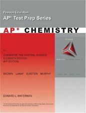 AP Exam Workbook for Chemistry: The Central Science (Pearson Education AP Test P