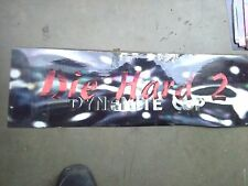 die hard 2 arcade marquee #1
