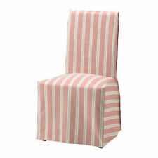 Ikea Henriksdal Long Chair Cover, Mobacka Beige / Red 103.191.06