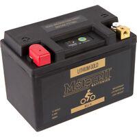 Motocell NEW Mx MLG14 48WH 12.8V Adventure Road Bike Lithium Gold Battery