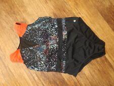 M&S BLACK MIX SECRET SLIMMING SPORTS SWIMMING COSTUME SIZE 22 BRAND NEW RP £35