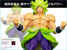 ☀ PRE-ORDER Dragon Ball Super DBZ SS Broly Banpresto Film Chokoku Buyuden Figure
