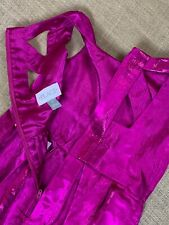 The Children's Place Hot Pink Fancy Taffeta Dress w/ Cutouts * 4T
