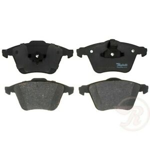 PGD1111DC Raybestos New 2-Wheel Set Front for Mazda 3 2007-2013