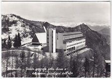 80211 VERBANIA PREMENO - PIANCAVALLO CENTRO AUXOLOGICO Cartolina FOT. viagg 1966