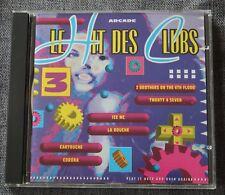 Le Hit des Clubs 3 - House, ice mc la bouche corona hardrive ect .... , CD