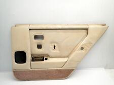Door Card Osr (Ref.702) 1987 Bentley Mulsanne Turbo R