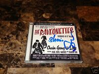 The Raveonettes Authentic Band Signed CD Chain Gang of Love RARE Autograph Music