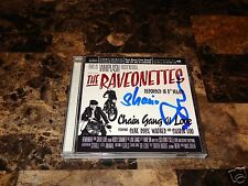 The Raveonettes Rare Band Signed Autographed CD Chain Gang of Love Pop Music COA