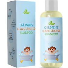 Kids Anti Dandruff Shampoo Gentle Tear Free + Itchy Scalp Treatment 100% NATURAL