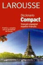 DICCIONARIO COMPACT ESPAÑOL-FRANCS/FRANçAIS-ESPAGNOL. ENVÍO URGENTE (ESPAÑA)