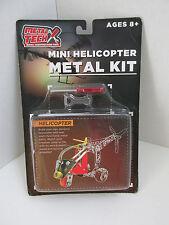 METALTECH MINI HELICOPTER METAL KIT NEW
