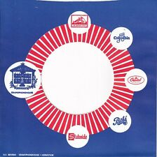 DUTCH, MULTI LABEL   Reproduction Record Sleeves - (pack of 5)