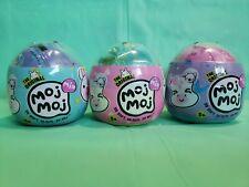 MOJ MOJ Min Series 1 Squishy Mystery egg New (SET OF 3)
