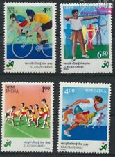 India 1266-1269 unmounted mint / never hinged 1990 Sports (8882727