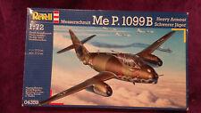 REVELL 1:72 Messerschmitt P.1099 Heavy Armour Aircraft model kit #04359 *BNISB*