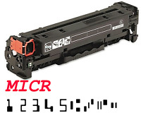 """ MICR for Check"" CF400A, CF400X HY Toner Cartridge for HP M252dw, M277dw"