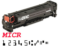 MICR for Check HP CB540A Black Toner Cartridge for CM1312 MFP, CP1215, CP1515n