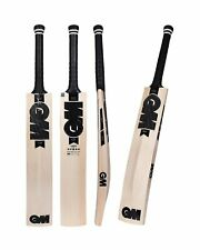 GM Noir 909 English Willow Cricket Bat - Youth/Harrow