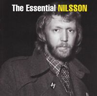 NILSSON (2 CD) THE ESSENTIAL ~ GREATEST HITS / BEST OF HARRY ~ 70's FOLK *NEW*