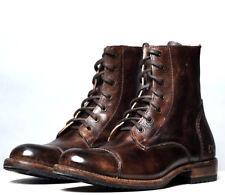 Bed Stu Men's Protege Tiesta Di Moro Rustic Brown Boots Shoes F467306