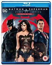 Bluray Ultimate Edition Batman V Superman Dawn Of Justice 2 Disc