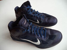 Mens Nike Hyperfuse baskeball shoes Sz 7.5 hoops pro sneakers cool fashion court