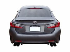 #560 PAINTED FACTORY STYLE SPOILER fits the  2015-2017 Lexus RC 200t 300 350 F S