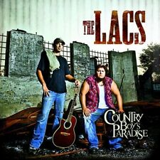 THE LACS CD - COUNTRY BOY'S PARADISE (2011) - NEW UNOPENED