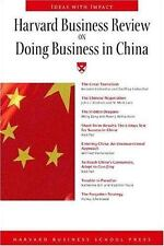 Harvard Business Review Paperback: Harvard Business Review on Doing Business in