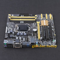 ASUS Q87M-E LGA 1150 Intel Q87 DDR3 HDMI DVI USB3.1 VGA Motherboard With I/O