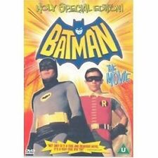 Batman -  the Movie (1966) S.E. - Dutch Import  (UK IMPORT)  DVD NEW
