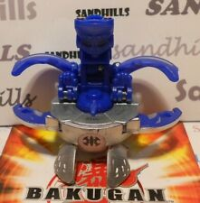 Bakugan Mutant Elfin Blue Aquos G-Change Mechtanium Surge 1150G & cards