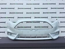 FORD Focus ST 2011-2014 paraurti anteriore in Bianco ORIGINALE [F157]