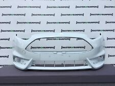 Ford Focus ST 2011-2014 Frontal Parachoques En Blanco Genuino [F157]