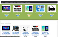 Best Professional Bidding Auction Website Free Installation+Free Hosting