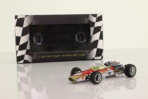 Quartzo 27802; Lotus 49; 1968 Spain GP 1st; Jim Clark; RN10; Excellent Boxed