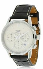 Longines Stainless Steel Case Wristwatches with Chronograph