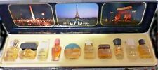 Les Meilleurs Parfums de Paris: A collection of 10 of the Best French Parfums