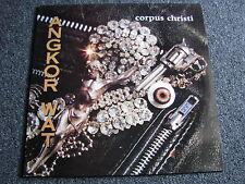 Angkor Wat-Corpus Christi LP-1990 France-Trash Metal-Metal Blade Records-Album
