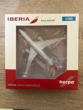 Herpa 532617 - 1/500 Iberia Airbus A350-900 - Neu