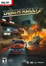 Death Rally - Deathrally PC Game - Combat Racing Road War Windows XP/Vista/7 NEW