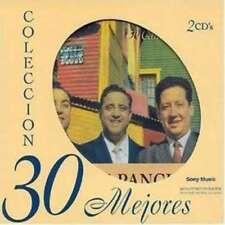 Nuestras Mejores 30 Canciones - Trio Los Panchos CD Sealed ! New !