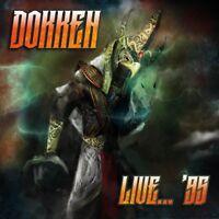 DOKKEN - LIVE,,, '95   2 CD NEU