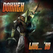 DOKKEN - LIVE,,, '95   2 CD NEW+