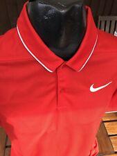 Nike Men's Golf Polo Shirt Top Size XXL Standard Fit Lightweight Tour Brand New